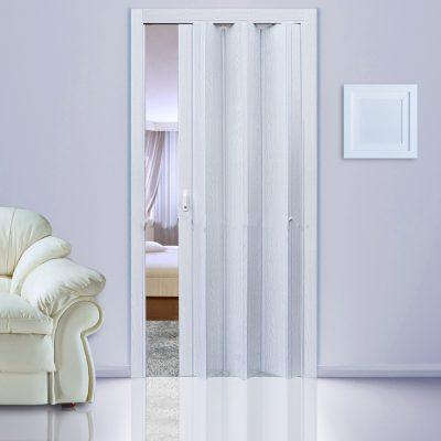 Двери - гармошка «Декор Пластик»