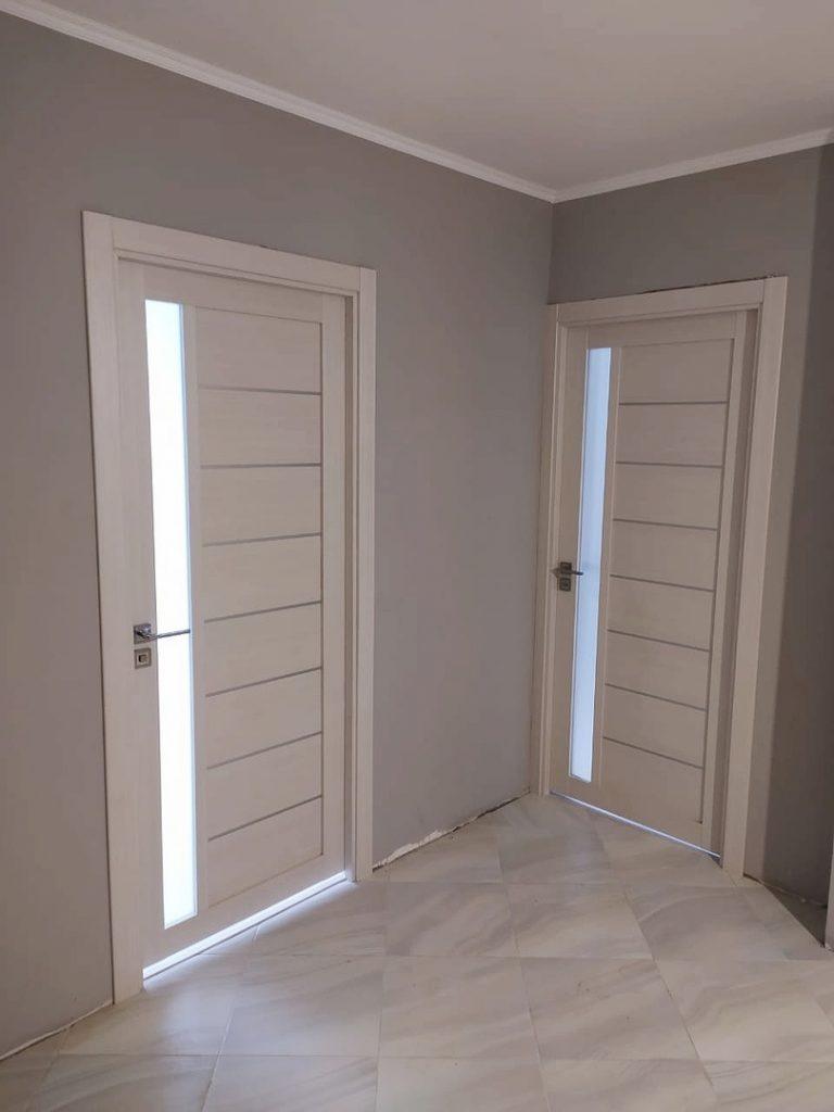 Межкомнатные двери по индивидуальным размерам. Отличное соотношение цена-качество!
